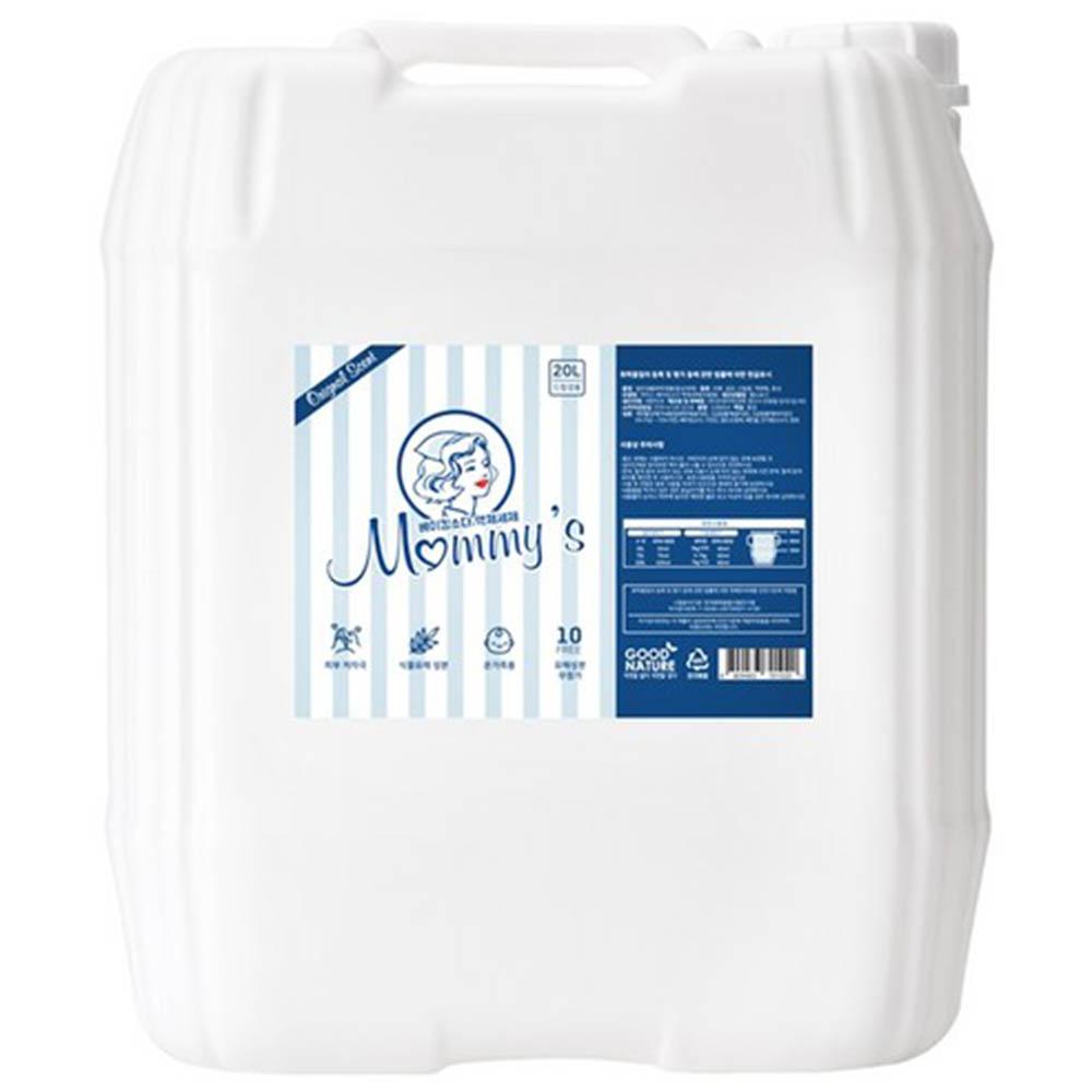 마미스 대용량 액체세제 20L
