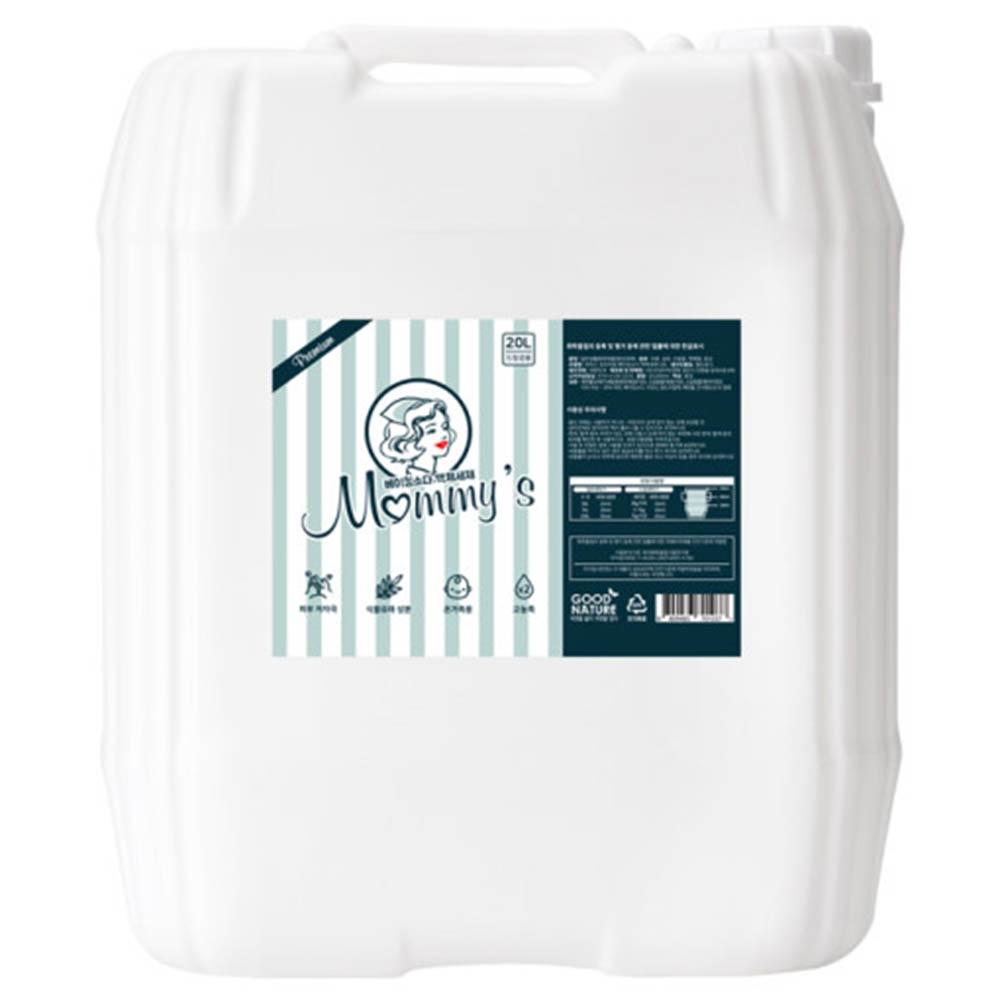 마미스 프리미엄 베이킹소다 대용량 액체세제 20L