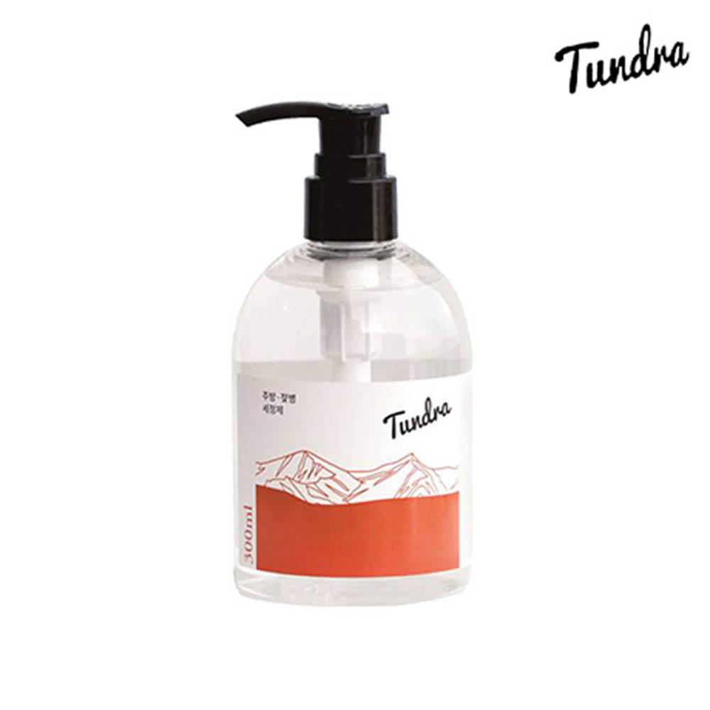 [툰드라] 100% 식품첨가물 천연성분 친환경 착한세정제 주방젖병세정제 유아주방세제 펌핑용기형 300ml