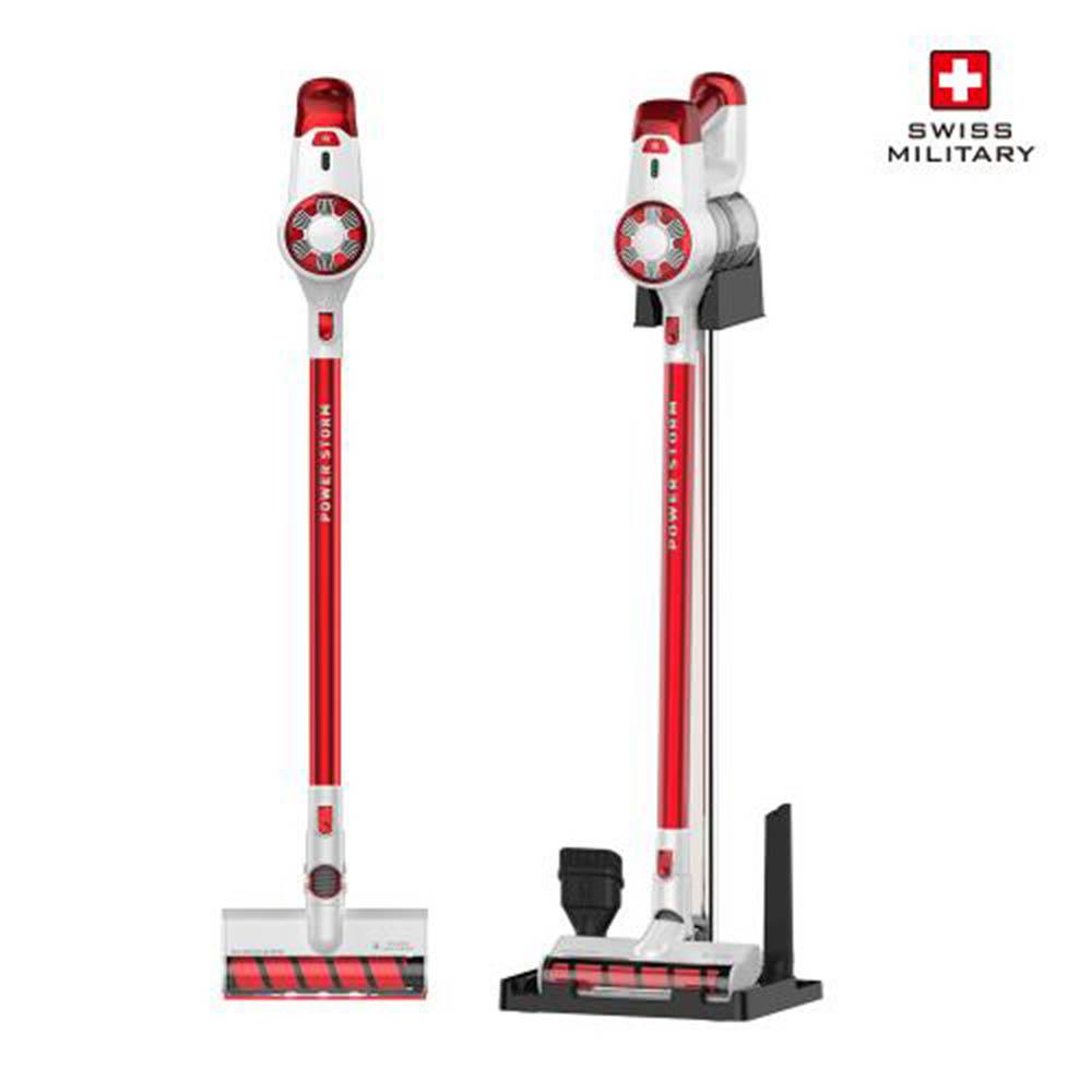 스위스밀리터리 파워스톰 BLDC 충전식 무선 청소기 SMA-BL16000