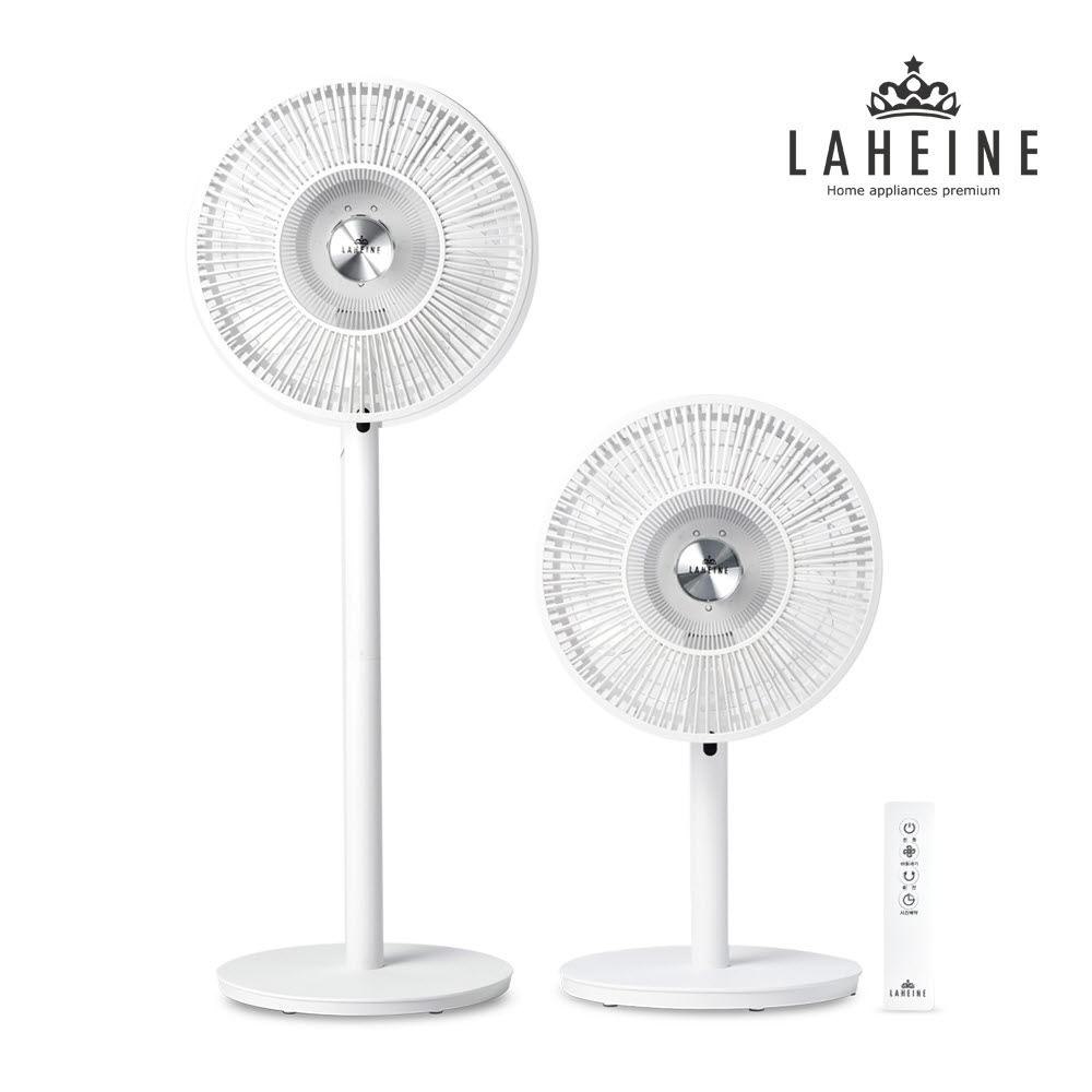 라헨느 더 퀸 듀얼 클래식 9엽날개 디지털 써큘레이터&선풍기 LH-CL8000W