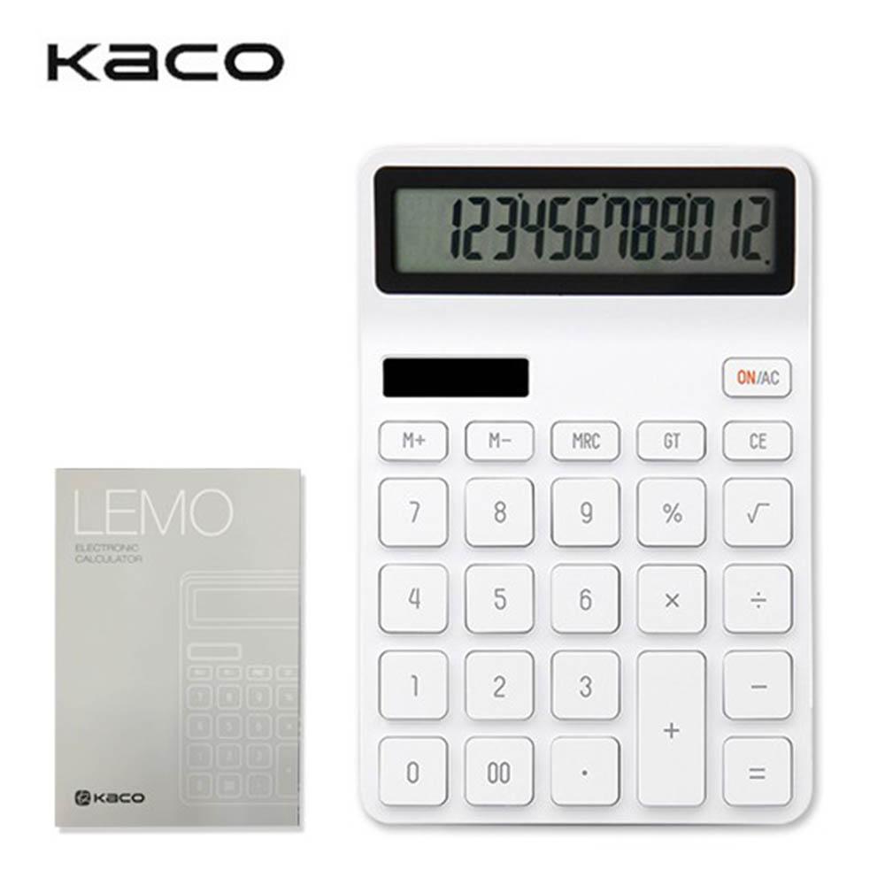[KACO] 레모 데스크톱 전자계산기