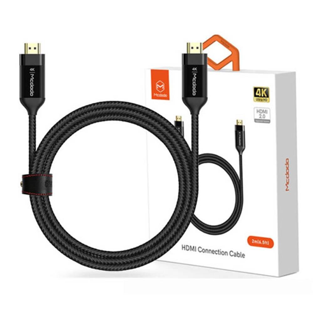 맥도도 HDMI 2.0 4K 연결 데이터 케이블