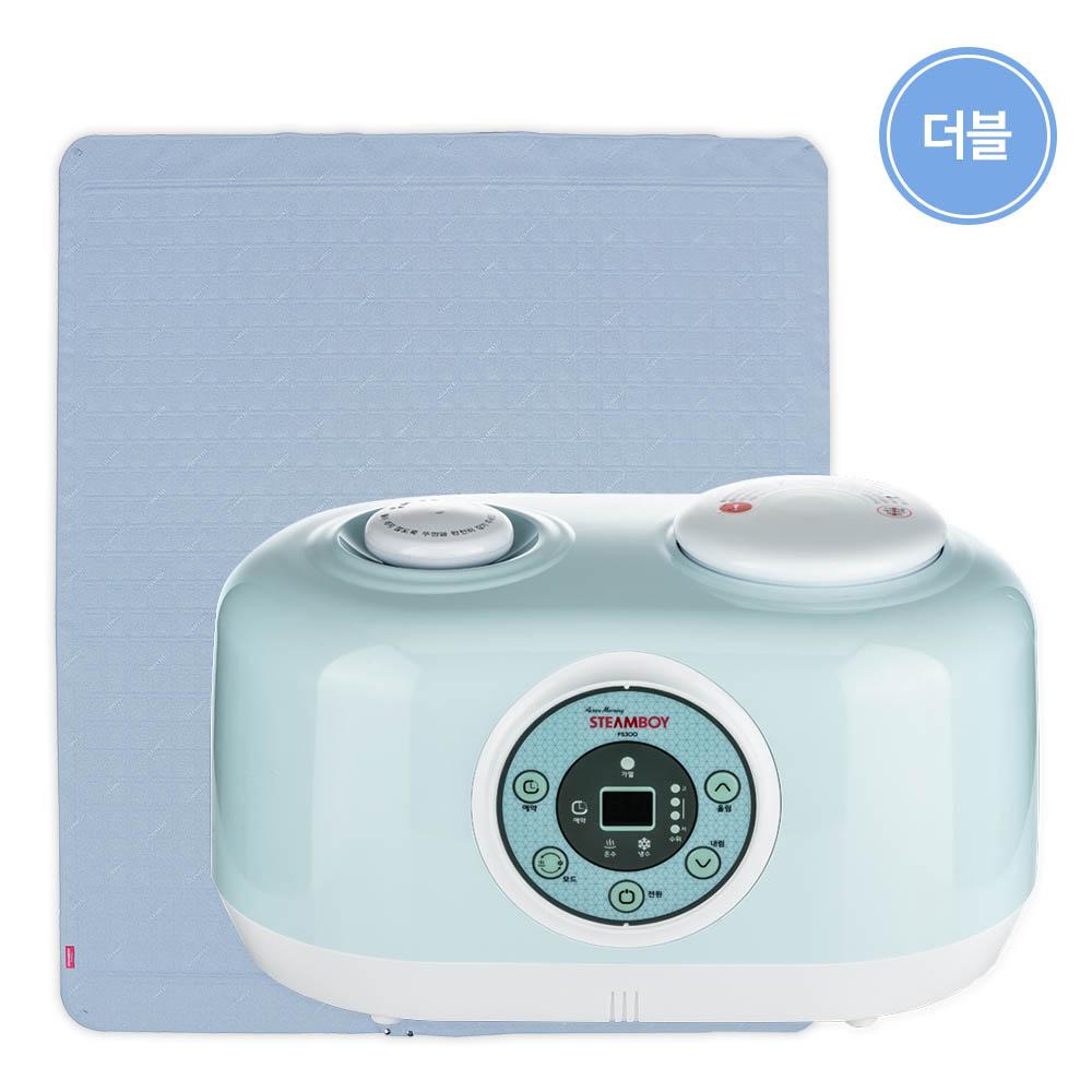 스팀보이 사계절 슬림 냉온수매트 더블 F5300-A182