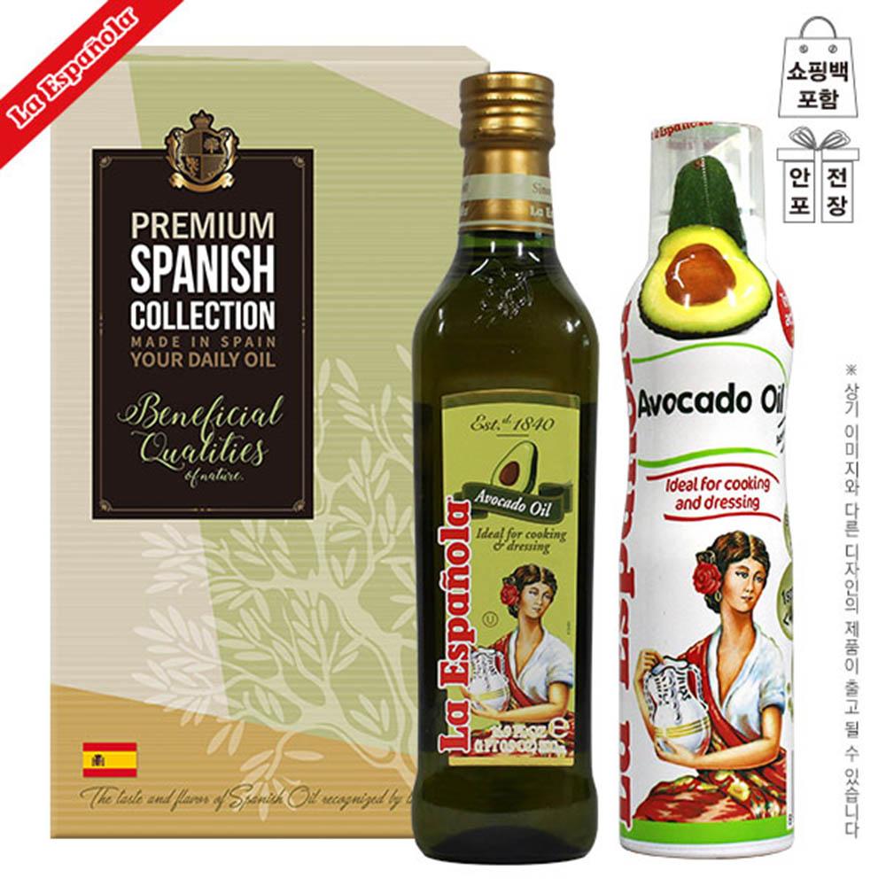 (스페인직수입)에스파뇰라 아보카도오일 스프레이아보카도오일(2종)