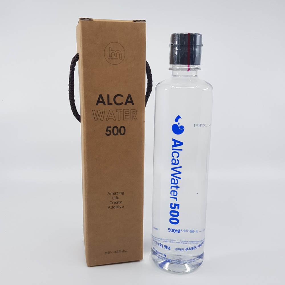 알카워터 수용성 규소 물 500ml (규소수 특허)