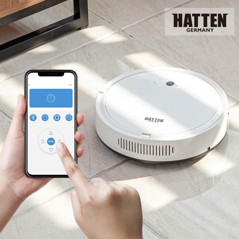 하텐 스마트 로봇청소기 DSG-GR-8001