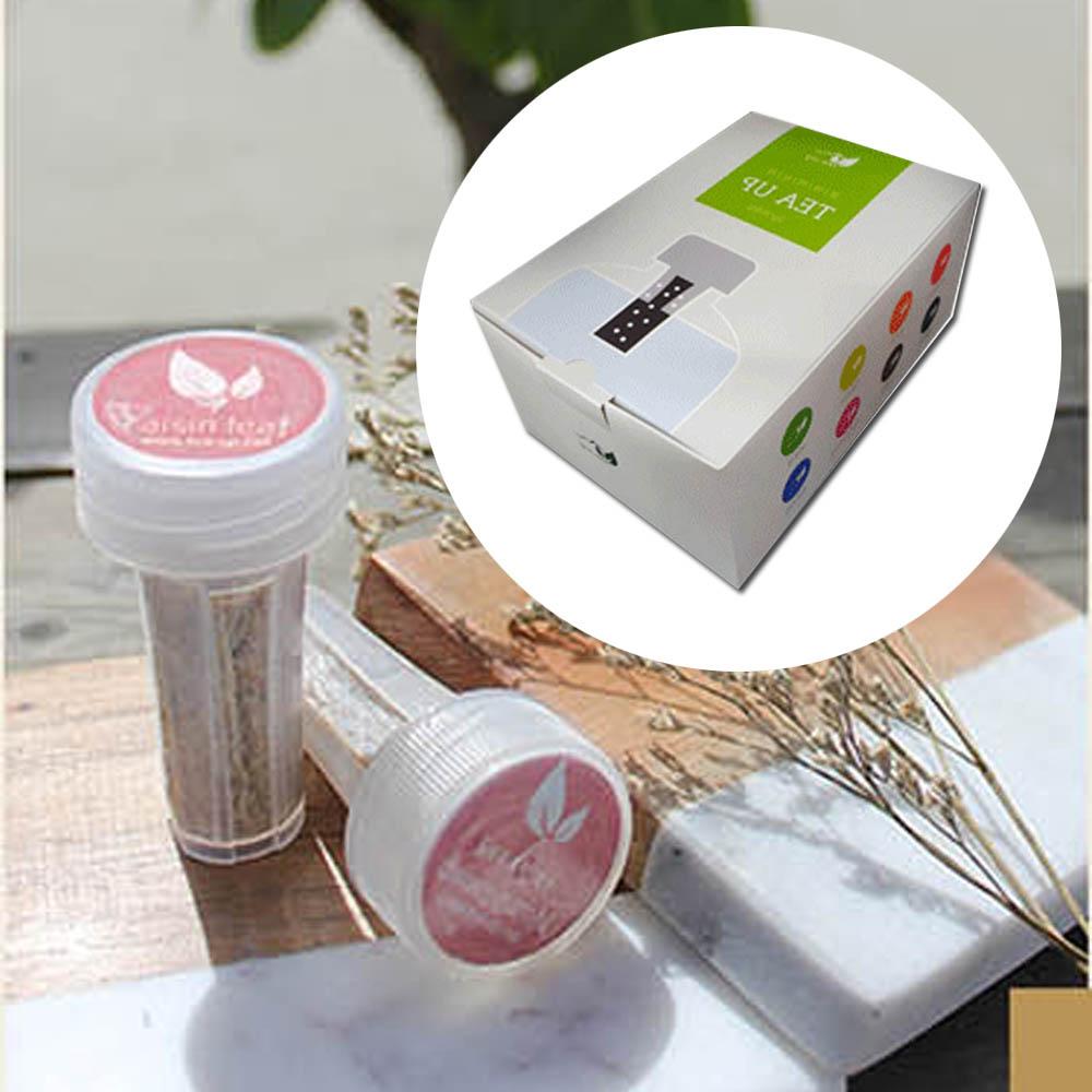 티업 건강차 인기 3종 선물세트 (쇼핑백증정)
