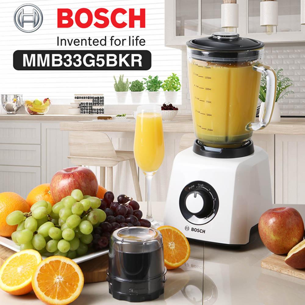 보쉬 믹서기 1.8L MMB33G5BKR