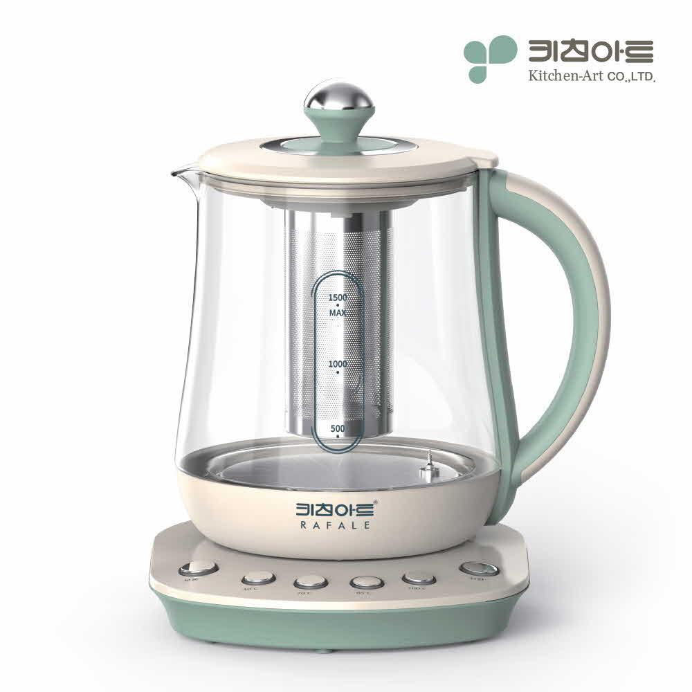 [키친아트]라팔 티마스터 1.5L KK-8051GF