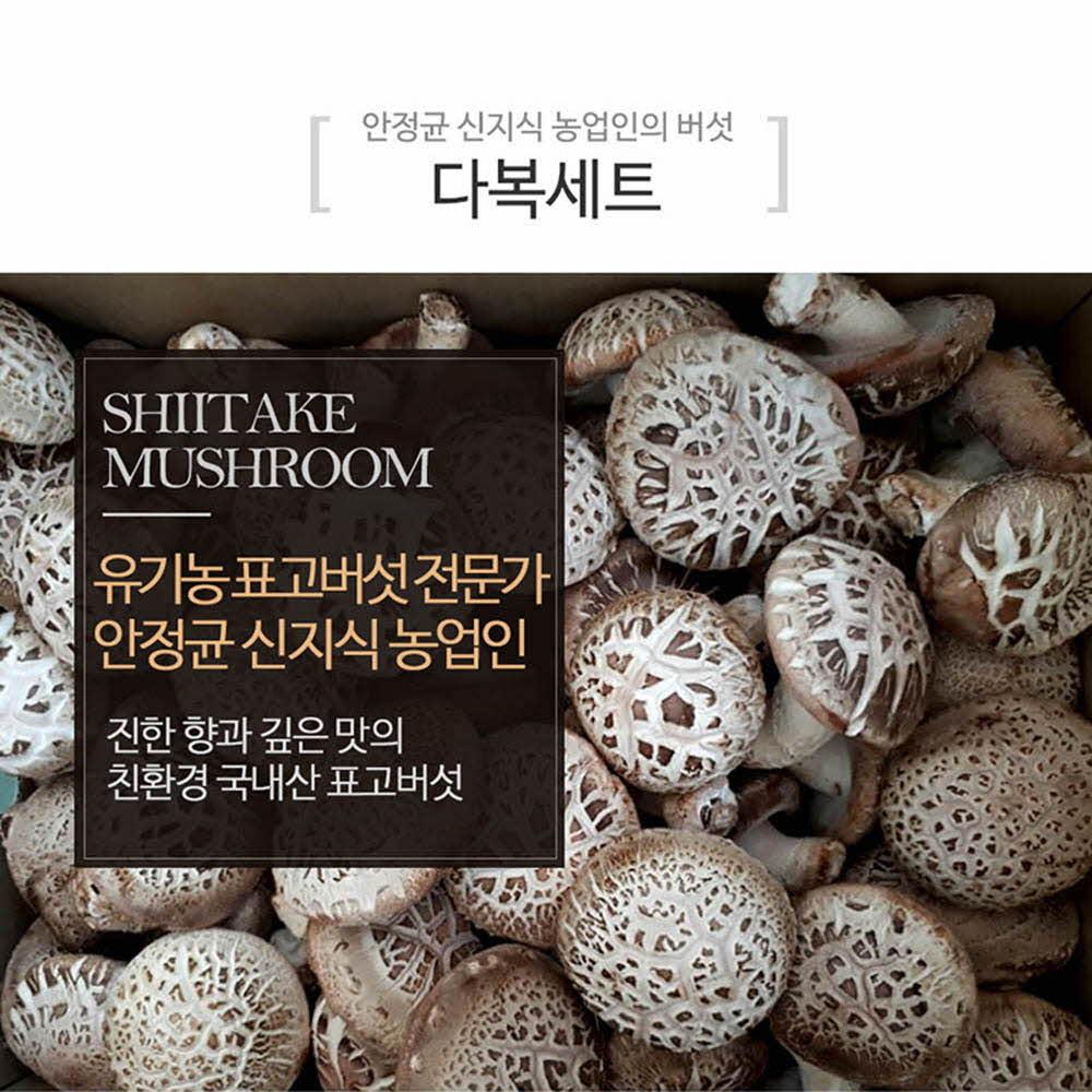[H15-147]안정균 신지식농업인_다복세트