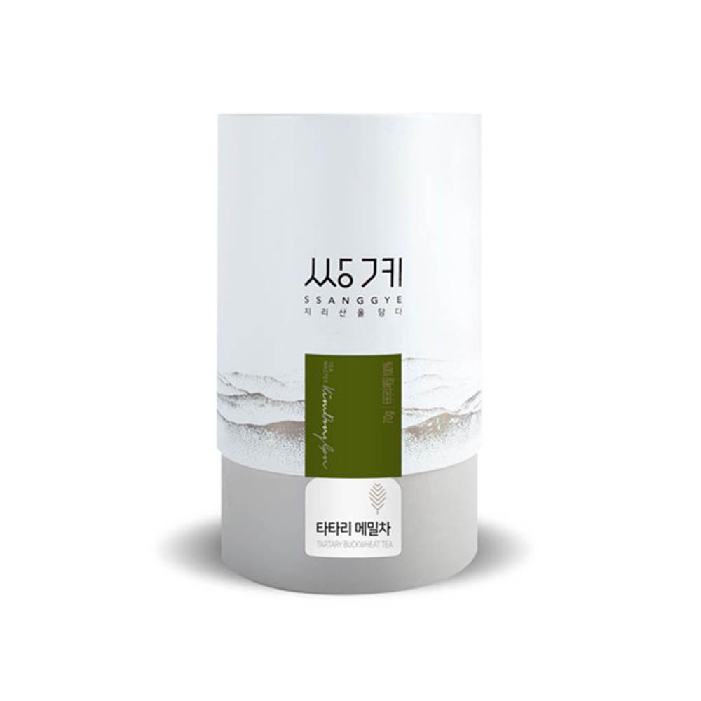 [M13-133]대한민국 식품명인 제28호_김동곤 茶명인, 백화점 브랜드, 타타리메밀차