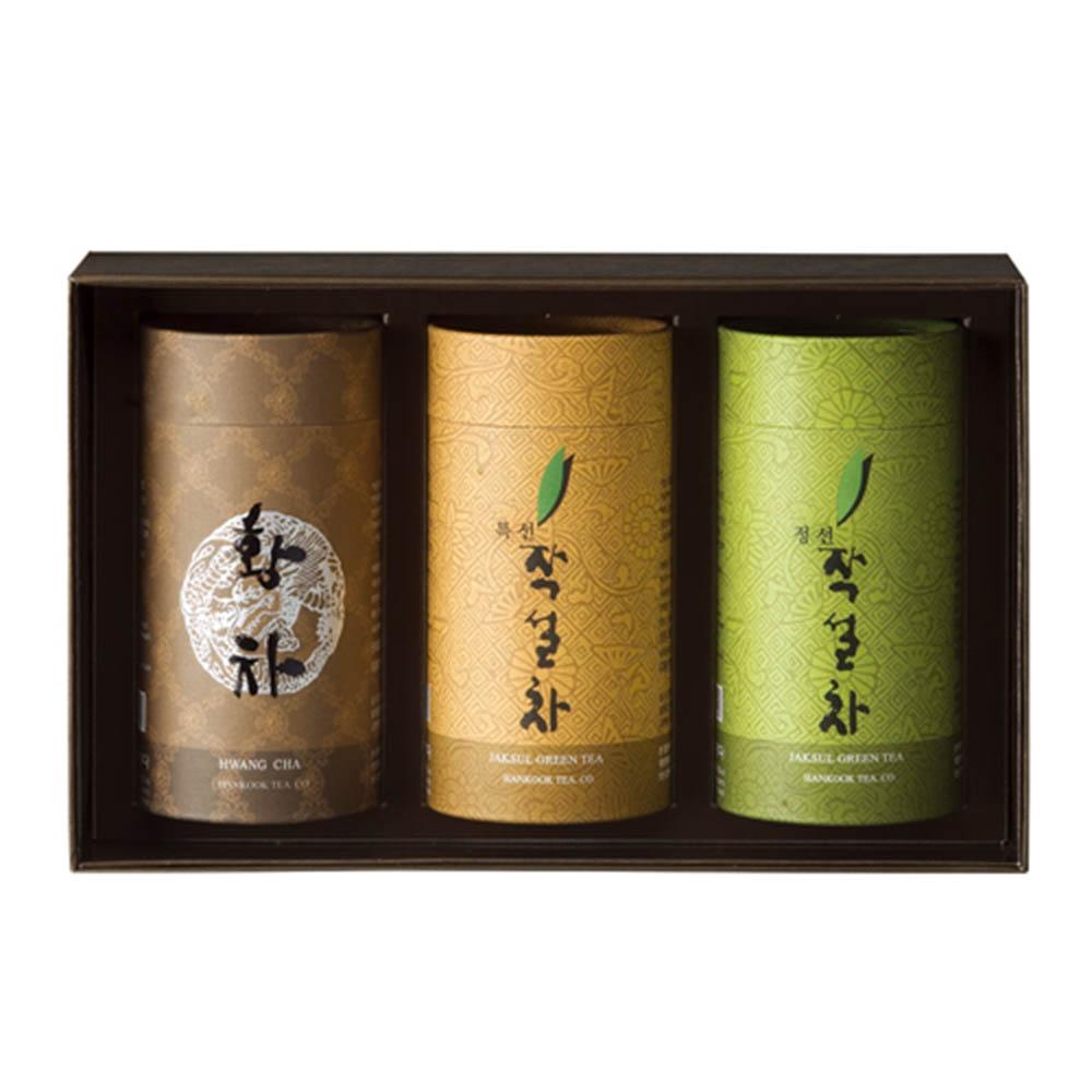 [M22-160]대한민국 식품명인 제54호_서민수 차(茶)명인 감사세트 7호
