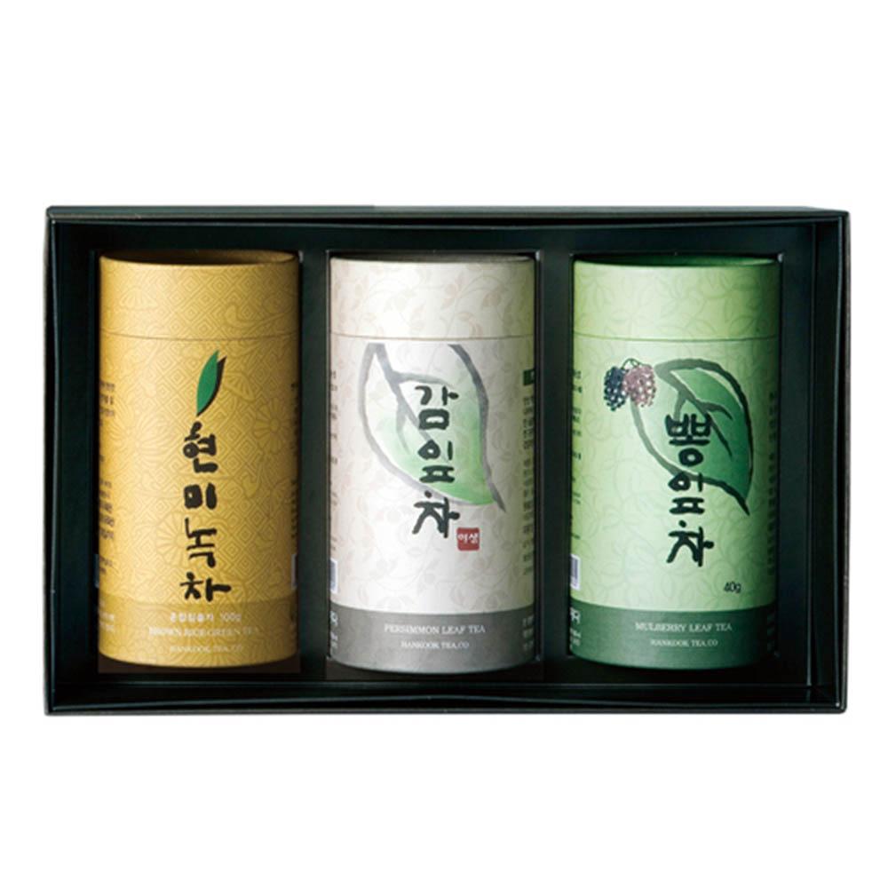 [M22-205]대한민국 식품명인 제54호_서민수 茶명인 선물세트 1호