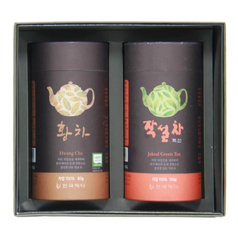 [M22-214]대한민국 식품명인 제54호_서민수 차(茶)명인 다담 특5호 선물세트