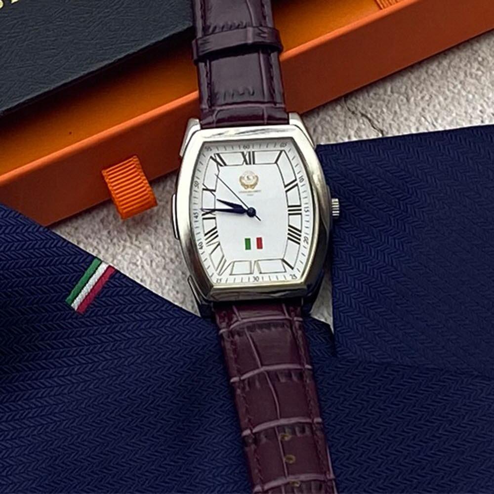 스테파노콘티 솔리드 손목시계