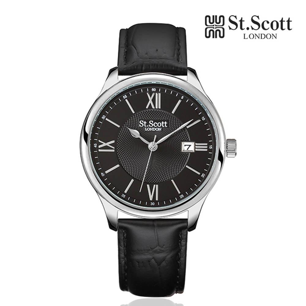 세인트스코트 가죽 시계 ST5107L (3종중 택1)