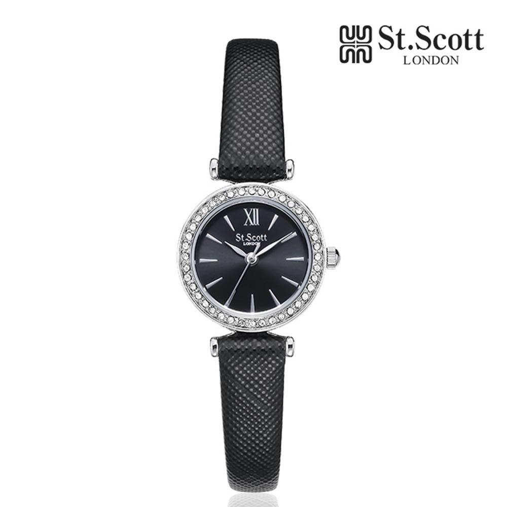 세인트스코트 가죽 시계 ST7022
