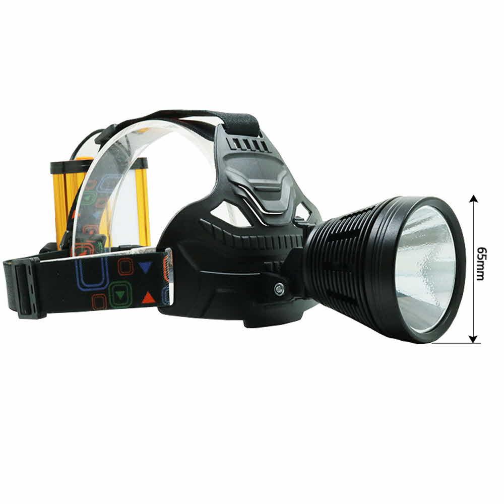 LED 서치 헤드랜턴 캠핑 랜턴 작업등 P70.2칩 해루질 서치헤드 W631