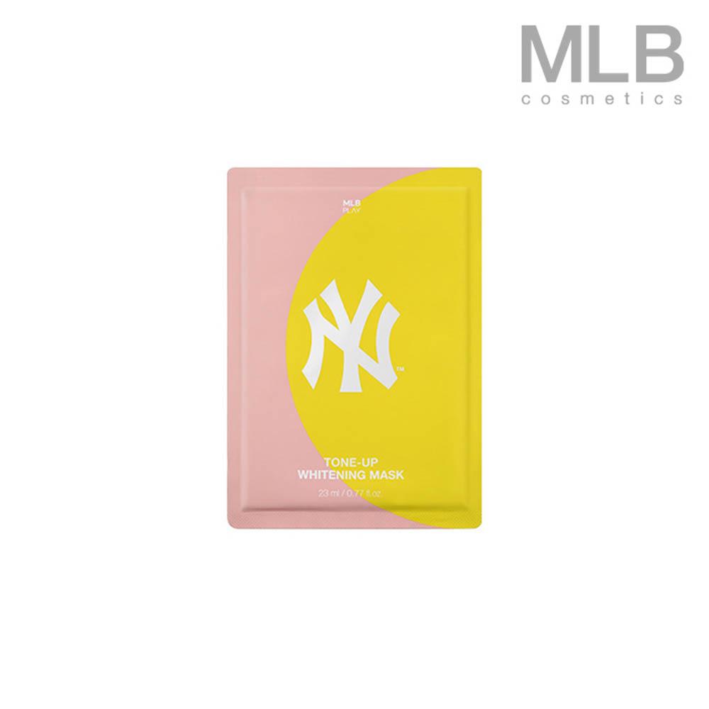 MLB 코스메틱 화이트닝 마스크 6매입 세트