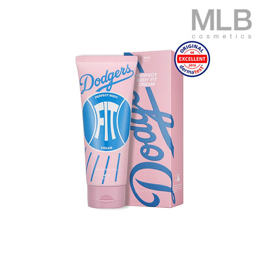 MLB 코스메틱 바디핏 크림 200ml