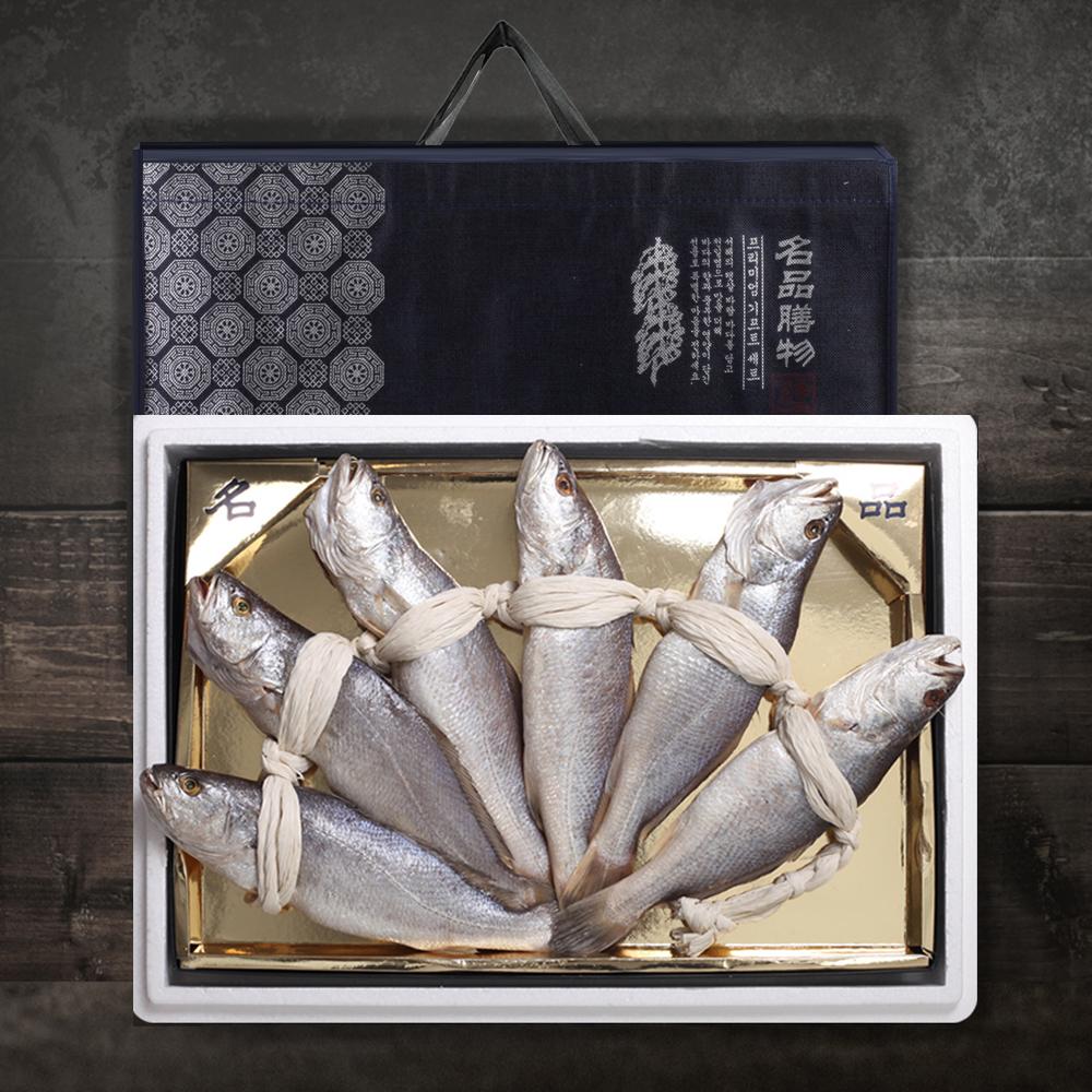 씨토랑 황제굴비 선물세트(27~30cm) 6미(선물포장,아이스팩)