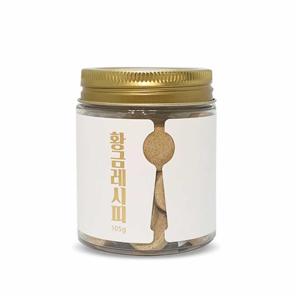 자연원료 진한육수 간편다시팩 황금레시피(3g*35알)