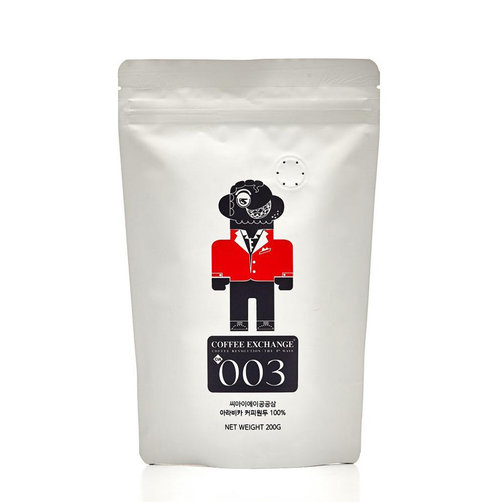커피익스체인지 CIA-003 스페셜티 원두 커피 200g