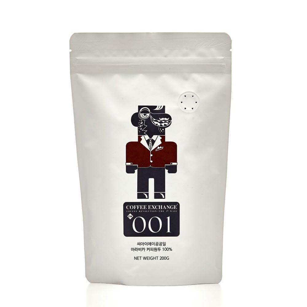 커피익스체인지 CIA-001 스페셜티 원두 커피 200g