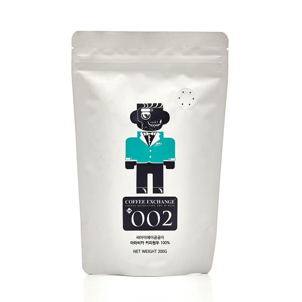 커피익스체인지 CIA-002 스페셜티 원두 커피 200g