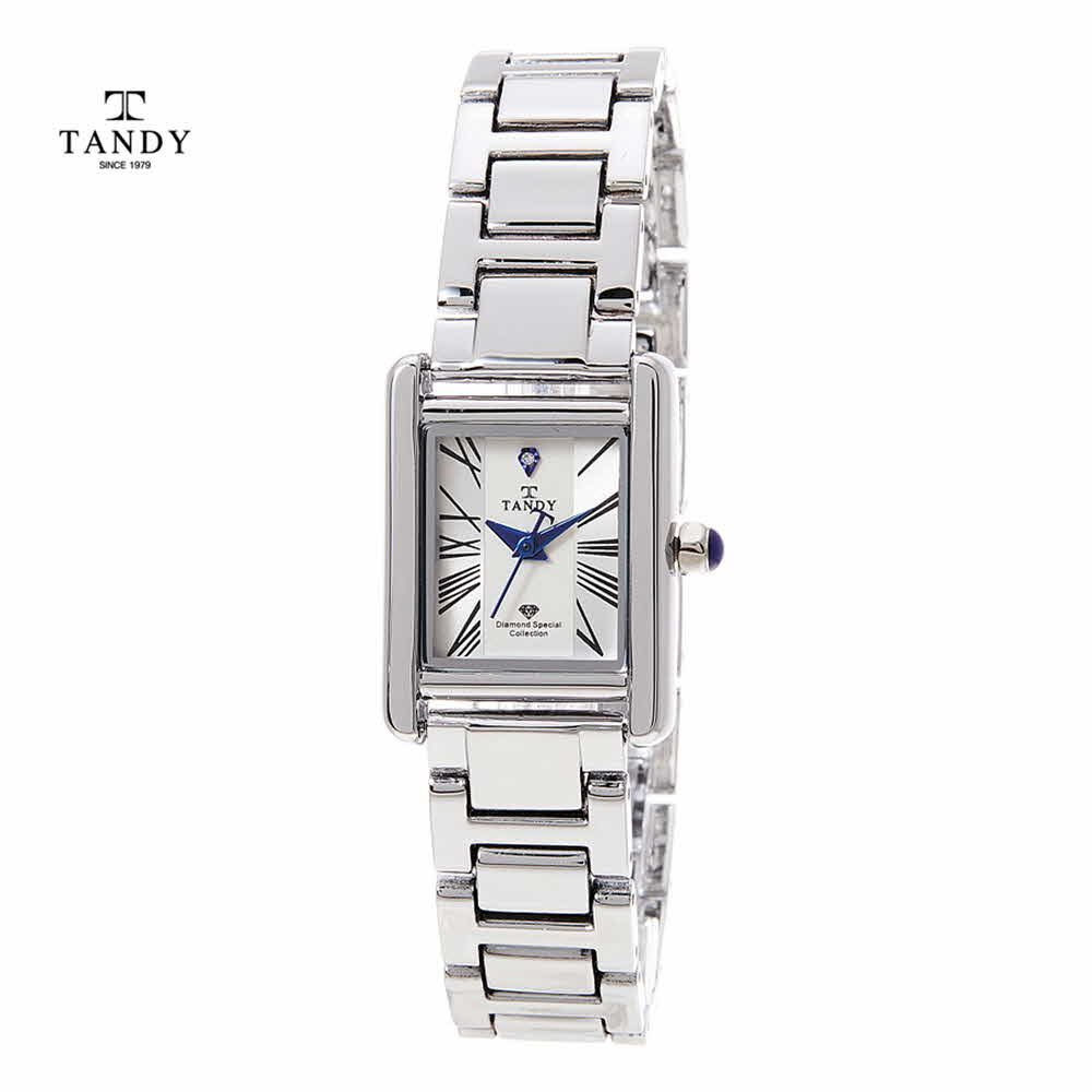 탠디 다이아몬드 고급메탈 손목시계 T-3912