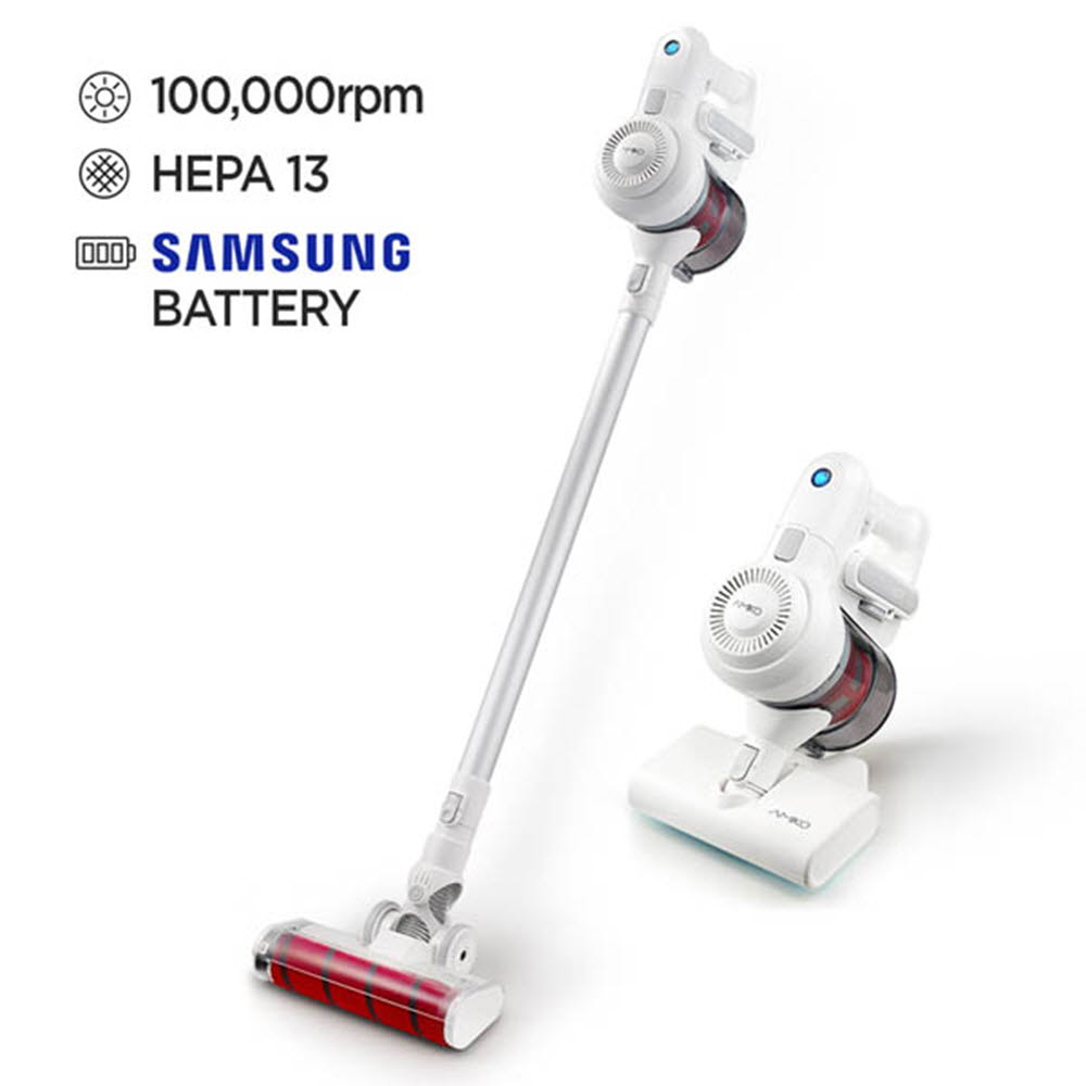 이오니아 아미코 A10 무선진공 청소기 + UV살균키트 세트구성 A10