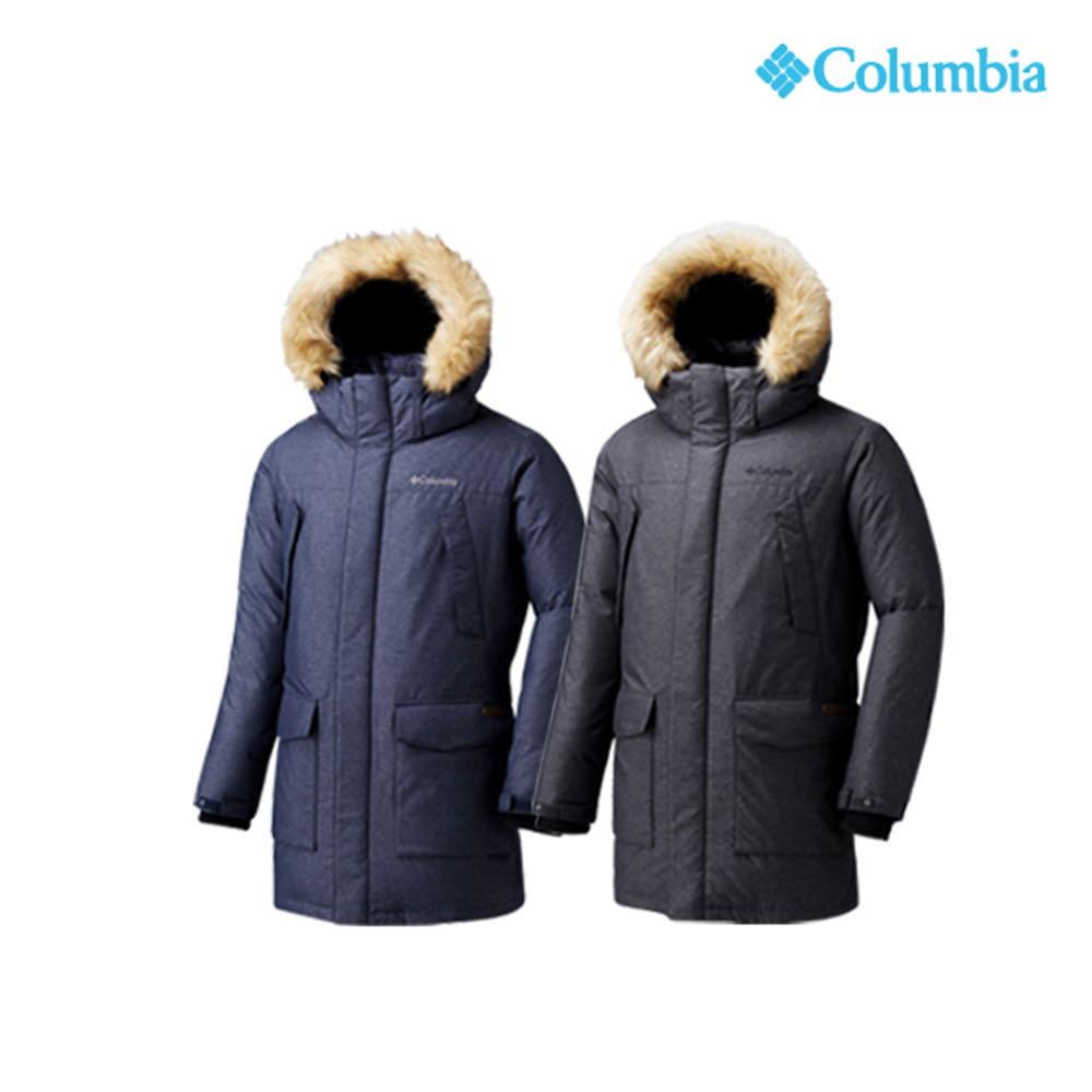 컬럼비아 Columbia 남성 헤비덕다운 2종 택 1종  CY4-YMG808