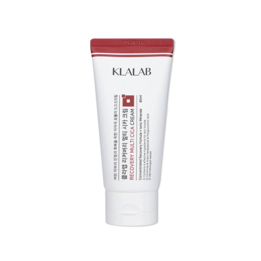 클라랩 리커버리 멀티 시카크림 80ml (마스크팩 +파우치샘플 10종 증정)