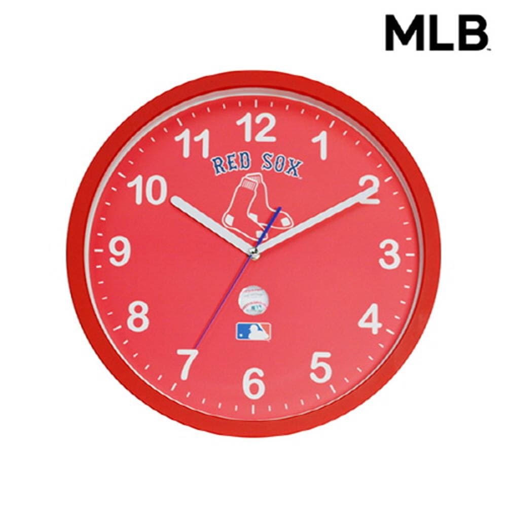MLB 보스턴 벽시계