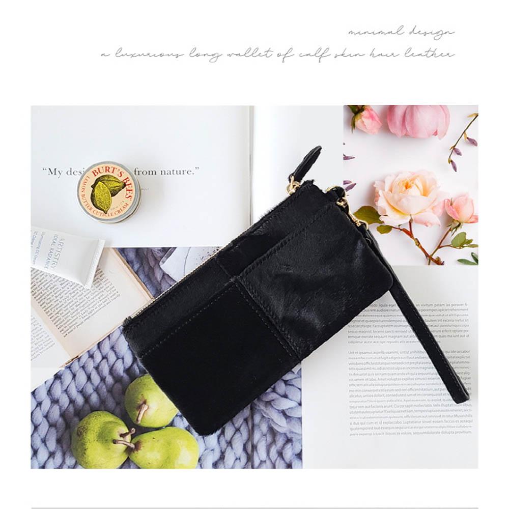 [메르슈에]송치 지갑&클러치 디망쉬 디아블