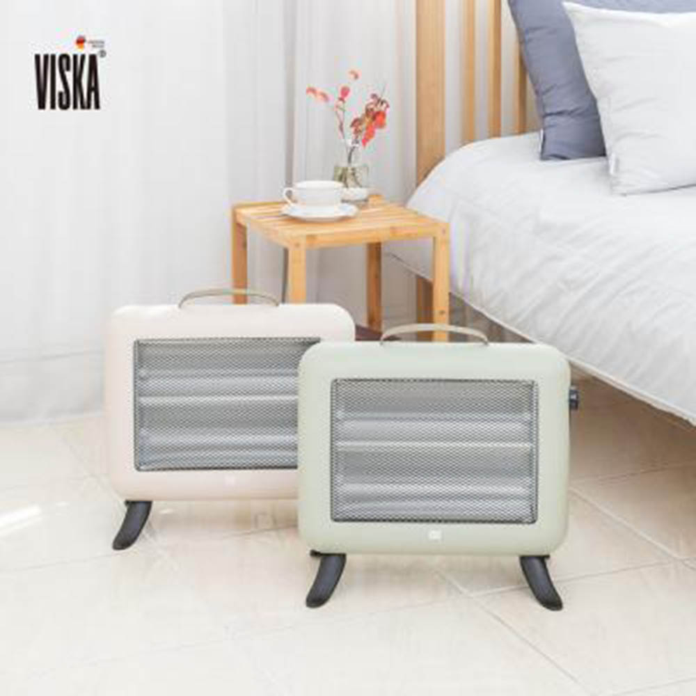 비스카 2단 전기 히터 VK-EH1000QZ