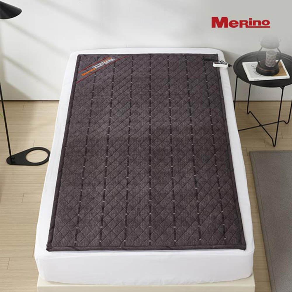 메리노 탄소섬유 건강매트 더블 CM-C1600_그레이