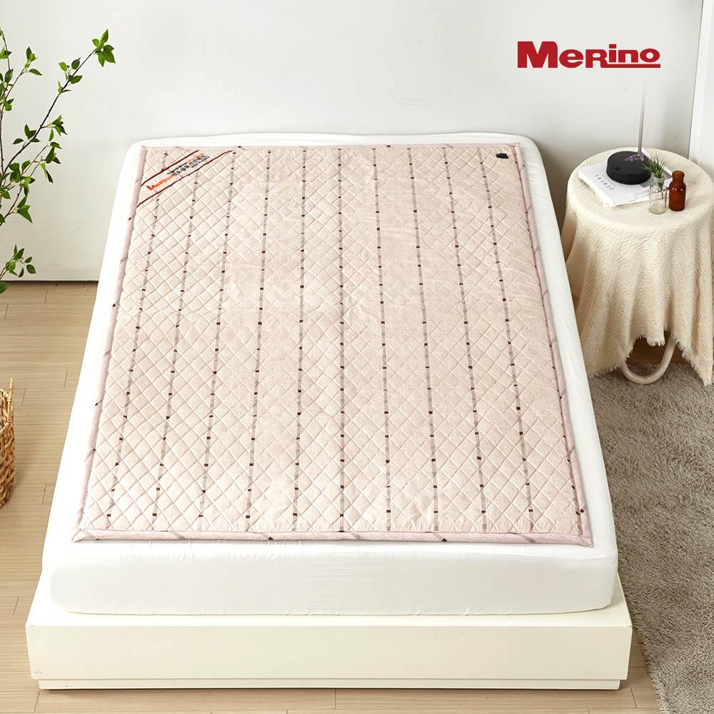 메리노 탄소섬유 건강매트 더블 CM-C1600_연핑크