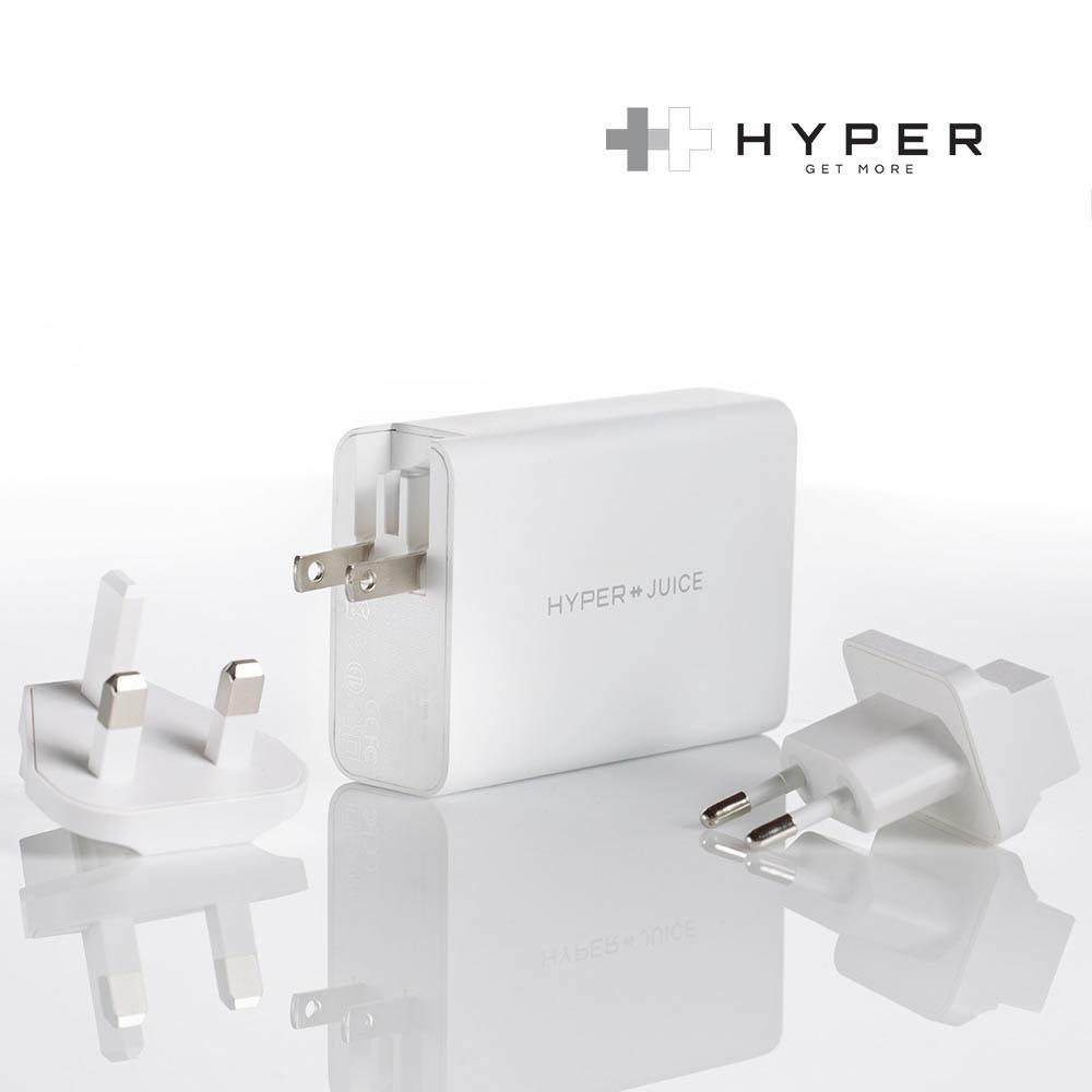 하이퍼주스 100W 초소형 멀티충전기