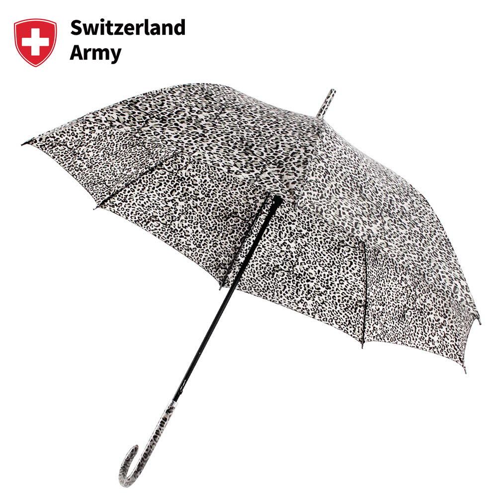 스위칠랜드아미 호피무늬 우산
