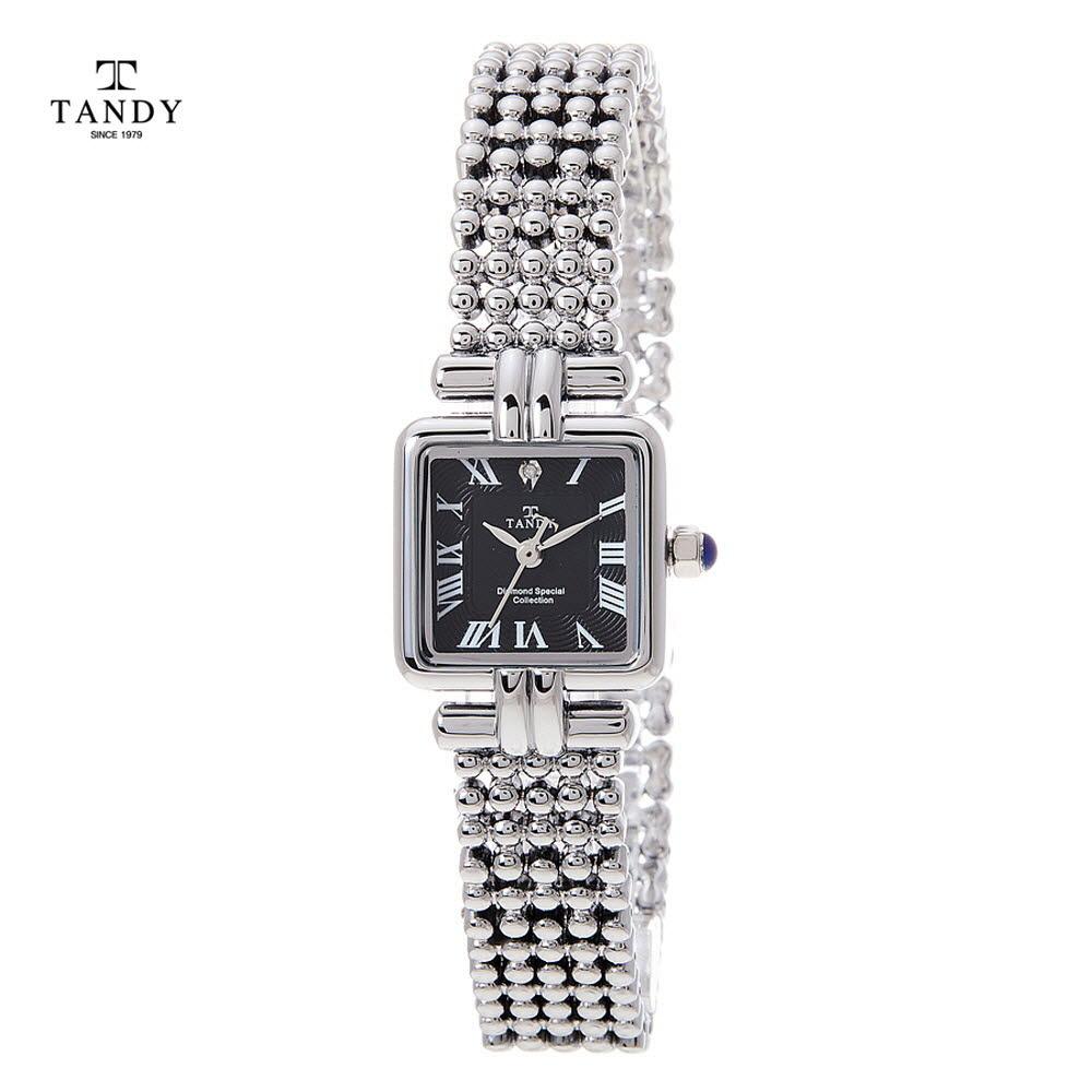 탠디다이아몬드 손목시계 DIA-4036 BK