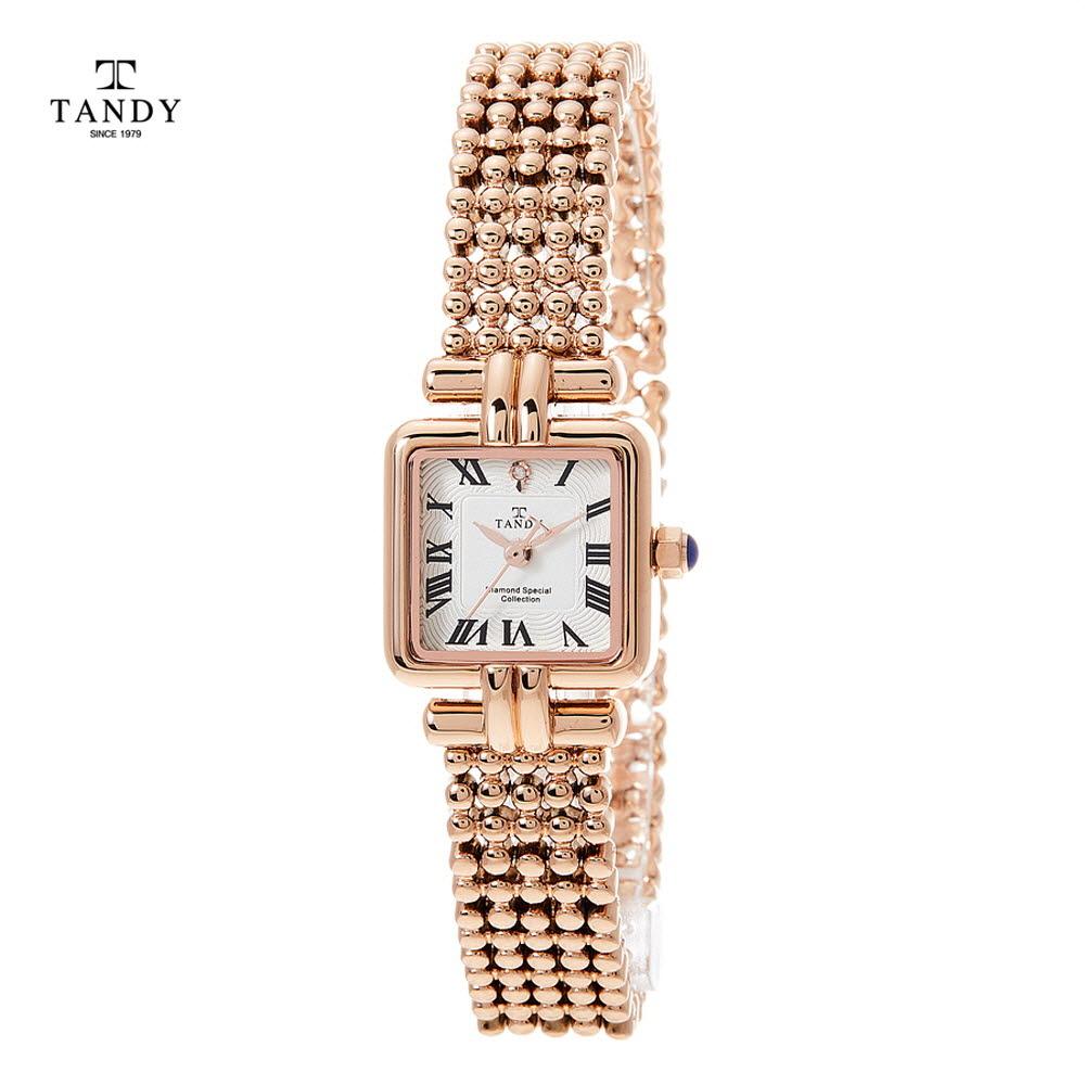 탠디다이아몬드 손목시계 DIA-4036 RG
