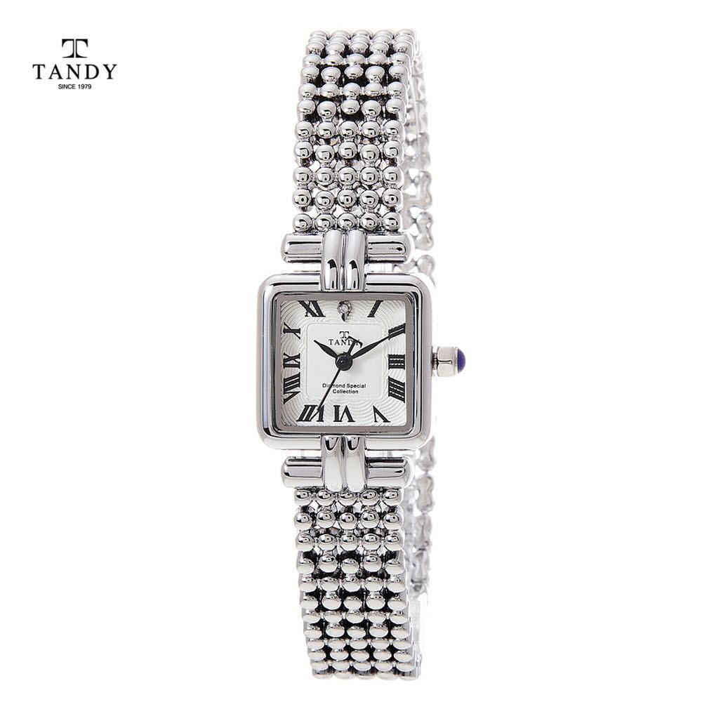 탠디다이아몬드 손목시계 DIA-4036 WH