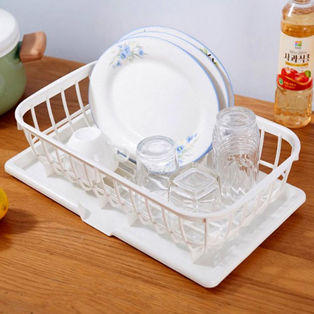 싱크대 물빠짐 설거지 식기건조대