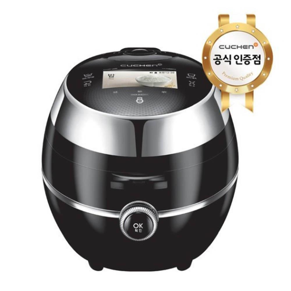 [쿠첸] 프리미엄 명품철정 IH 엣지 압력밥솥 6인용 (CJH-PG0603RCM)
