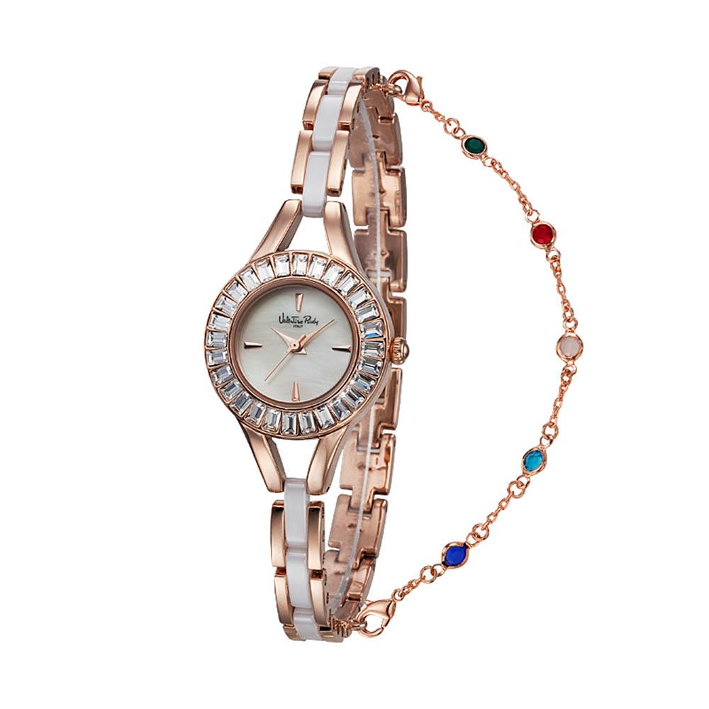 발렌티노루디 시계 VR3318B-WTRG