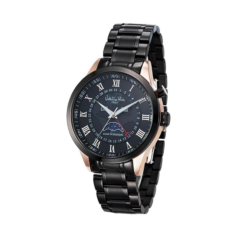 발렌티노루디 시계 VR6514B-BKBK