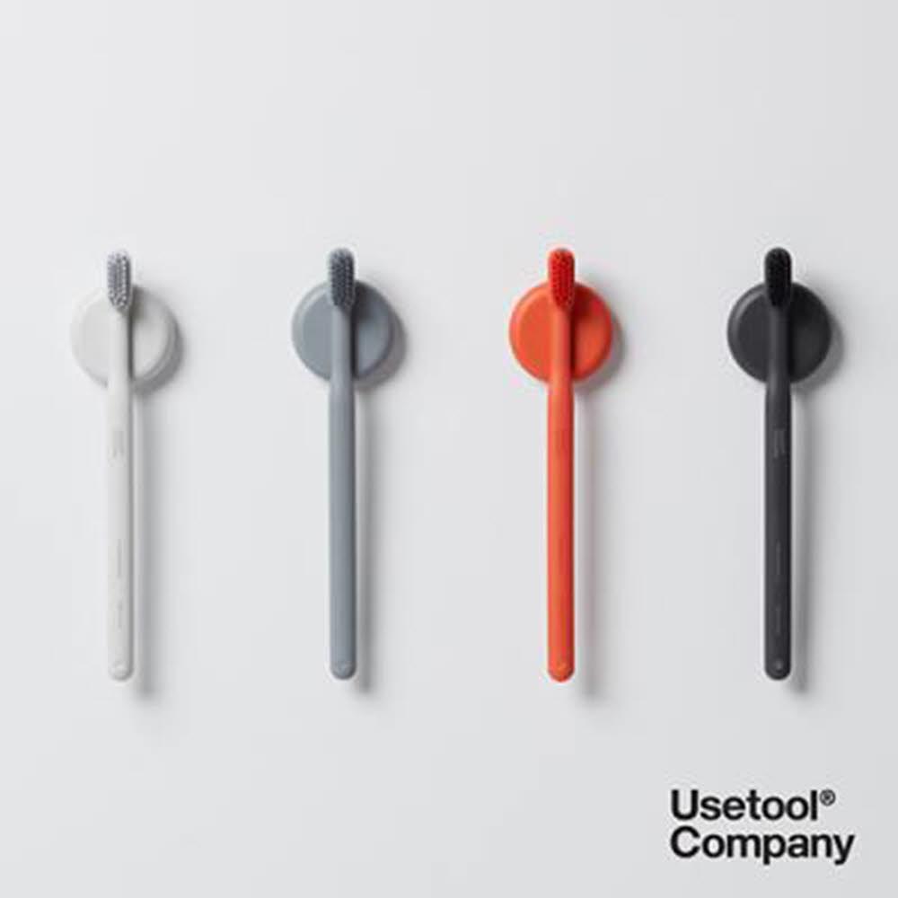 유즈툴 투스브러쉬 칫솔 싱글 세트 (미세모5개, 원형자석1개)