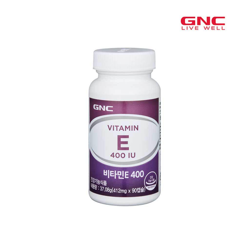 GNC 비타민 E 400 (90캡슐)